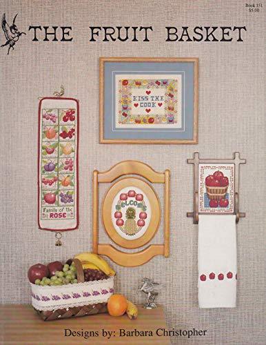 - Pegasus Originals The Fruit Basket Counted Cross Stitch Leaflet