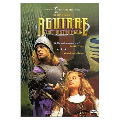 Aguirre The Wrath of God (Aguirre, der Zorn Gottes) [NON-USA FORMAT, PAL, Reg.2 Import - Great Britain]