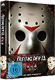 Freitag, der 13. Teil 3 (Uncut) (+ Mediabook + DVD) [Blu-ray]