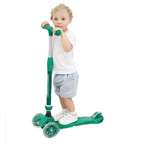 Scooter Aire Libre y Deportes Patinetes niños de 3 a 6 años ...