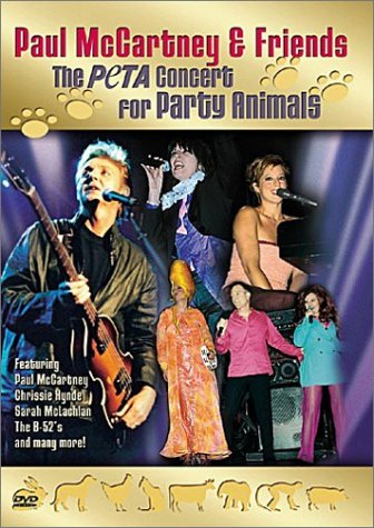Paul McCartney & Friends - The PETA Concert for Party Animals -