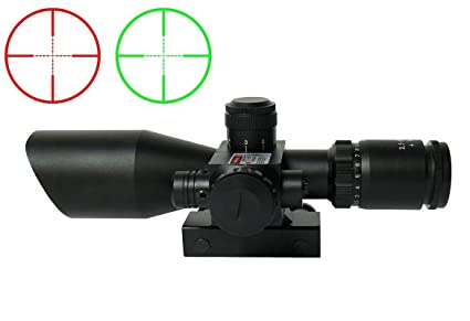 Jäger jagd zielfernrohr rifle scope mit montage amazon