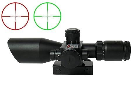 Jäger jagd zielfernrohr rifle scope mit montage amazon
