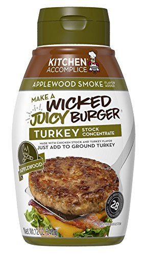 Top 10 recommendation turkey burgers 2019