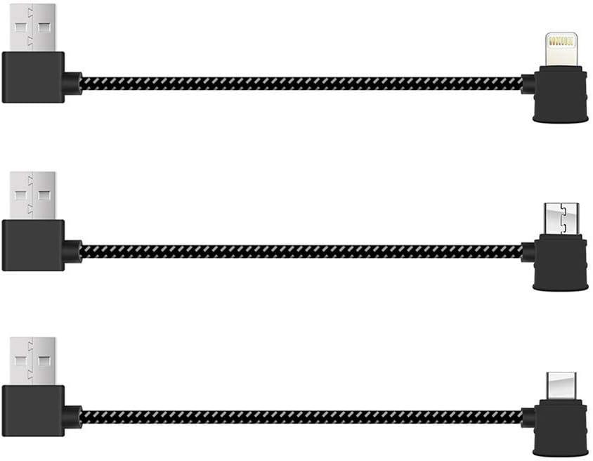 Micro USB Performance Stabile Durevole Drone Tablet Dati di Controllo a Distanza collegati Tramite Cavo Motto.h connettore per Fotocamera FMI x8 Linea di Filo per Cellulare
