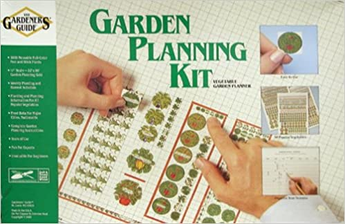 Garden Planning Kit Vegetable Garden Planner The Gardeners