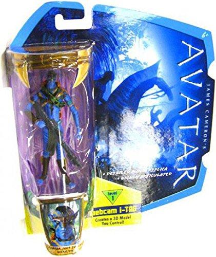 James Cameron's Avatar Movie 3 3/4 Inch Na'vi Action Figure Avatar Jake Sully... ()