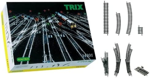 Marklin My World TRIX Large Track Extension Set