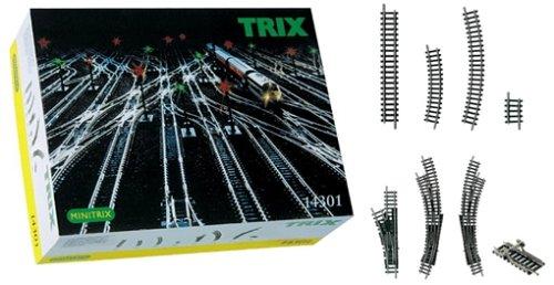 Trix N Gleisergänzungspackung  Bild