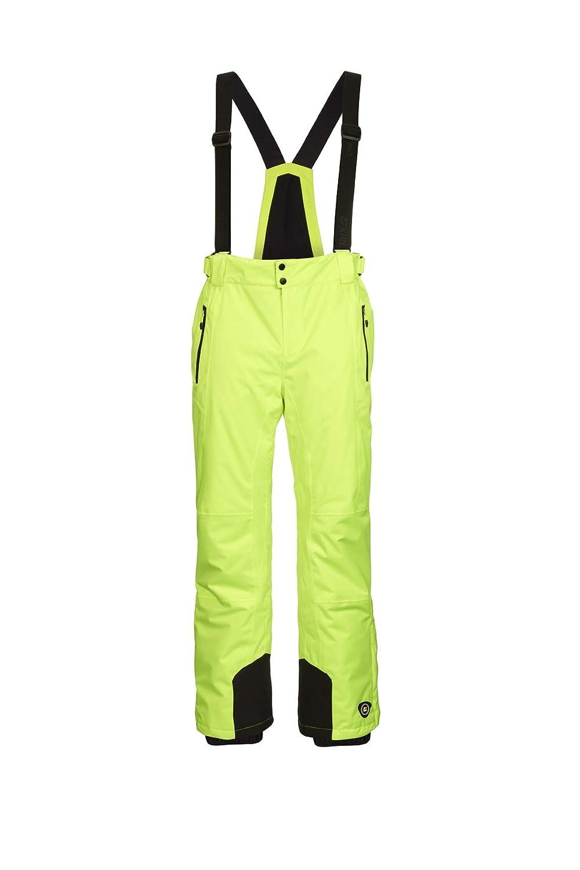 Citron Fluo S Killtec Enosh Pantalon de Ski Homme
