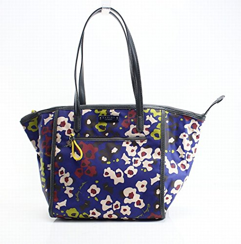 Zip Bag Top Radley Large Blue Roar Womens Tote FOqBTWIU