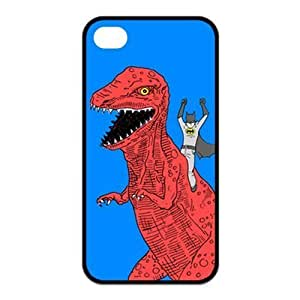 Pink Ladoo? iPhone 6 Case Phone Cover BatmanMonster Big Dinosaur Pattern