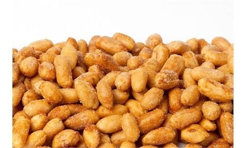 Honey Roasted Peanuts -5lb