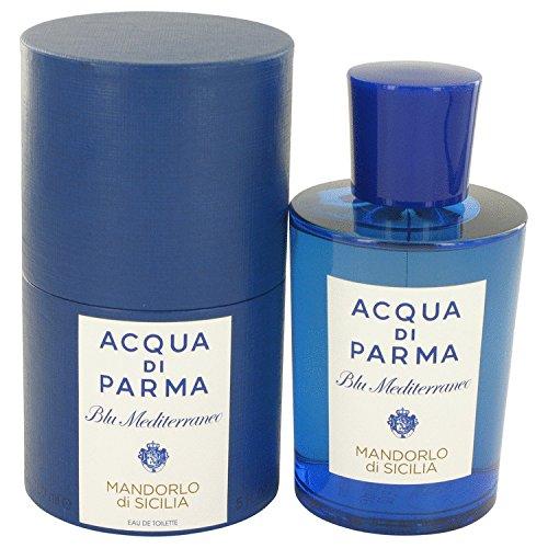 Acqüa Dï Párma Blù Mediterraneȯ Măndorlo Dȋ Siciliă Perfúme For Women 5 oz Eau De Toilette Spray + a Free Vial