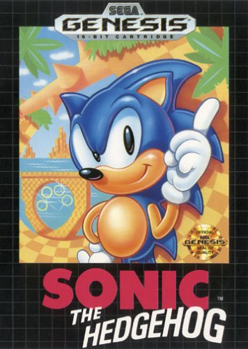 Amazon Com Sonic The Hedgehog Unknown Video Games