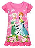WNQY Toddler Night Gown Little Girls Princess