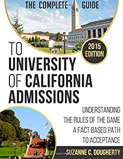 Acceptance into a Uc school?