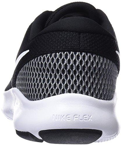 Flex White 001 White Running 7 Experience Noir Black de RN Chaussures Nike Homme 4RFdFw