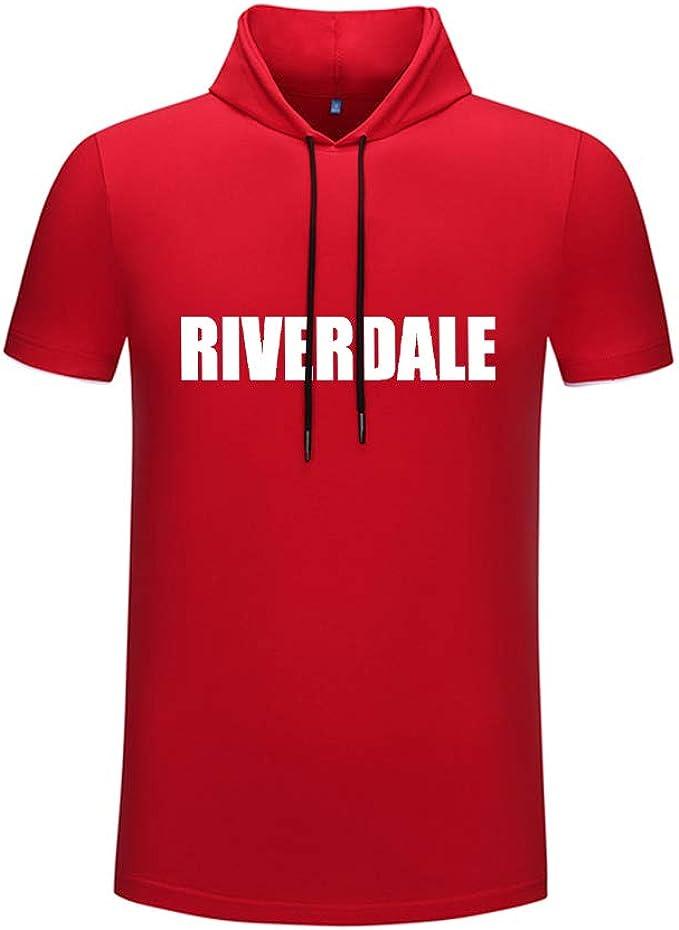Riverdale Camiseta Moda para Hombre Camisa Polo de Manga Corta ...