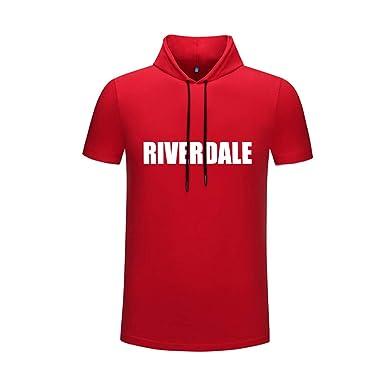 Unisex Riverdale Camisetas Moda para Hombre Camisa Polo de Manga ...