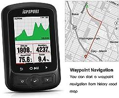 DOOK Ciclocomputadores GPS Ordenador inalámbrico Bicicleta ...