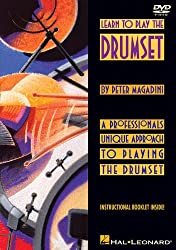 Magadini Learn to Play Drumset DVD