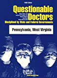 Questionable Doctors, Sidney Wolfe and Kathryn M. Franklin, 0937188859