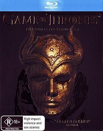 Game of Thrones: Season 1 - 5: Amazon co uk: Lena Headey