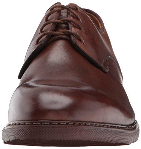 Bostonian Mænds Cahal Almindeligt Oxford Mørk Tan Læder uTD5x