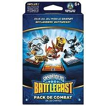Skylanders Battlecast Trigger Happy/Hex/Smash Hit Battle Pack - 22 Cards - French