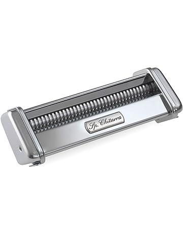 Marcato Ac-150-Chi Accesorio Spaghetti Chitarra para Máquina de Past, Acero Inoxidable
