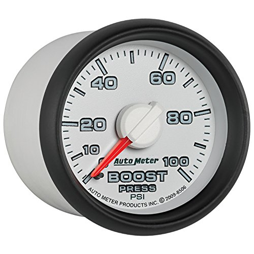 Auto Meter 8506 Factory Match Mechanical Boost Gauge