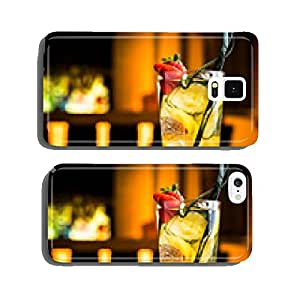 Summer cocktail cell phone cover case iPhone5