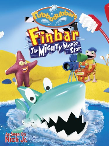 Rubbadubbers: Finbar The Mighty Movie (Mighty Star)
