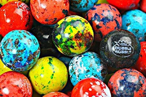 Berry Blast Dubble Bubble Gumballs Bulk Pack- 1 Pound