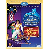 Aladdin II & III 3 Disc Special Edition: The Return of Jafar / Aladdin and the King of Thieves