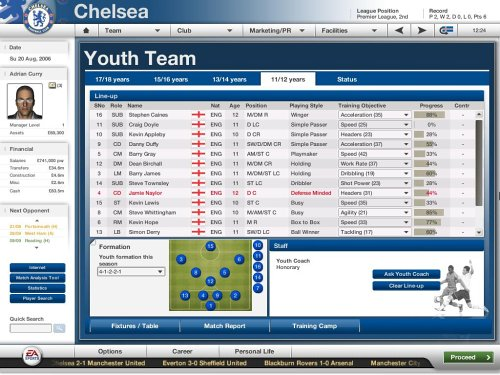 total club manager 2005 database editor download
