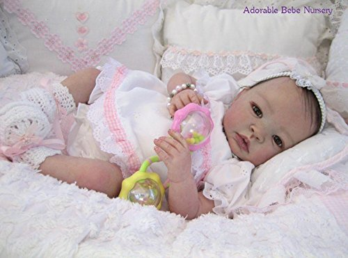 Shyann 19 Reborn Doll Parts Kit