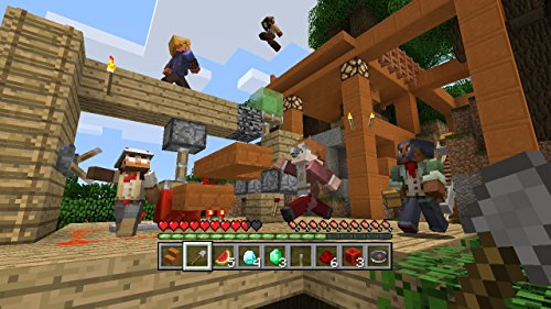 Minecraft - DLC,  Redstone Specialists Skin Pack - Wii U [Digital Code] by Mojang AB (Image #6)