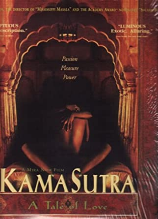 amazon com kama sutra a tale of love widescreen edition laserdisc