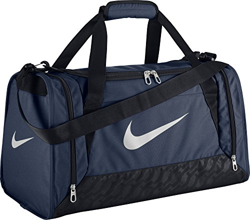 Nike Unisex Navy Blue Duffle Bag - 1