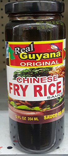 Real Guyana Chinese Fried Rice