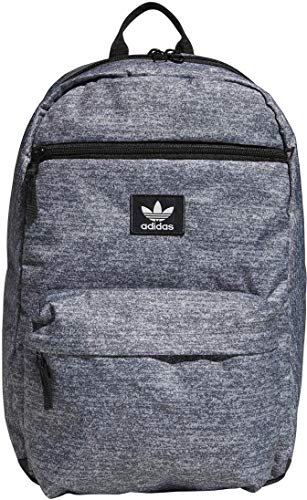 adidas Originals National Backpack, Med Grey, One Size