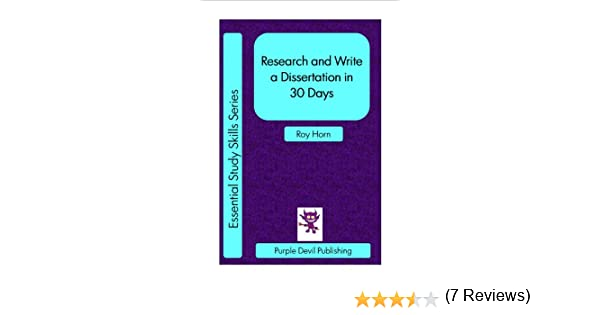 essentials of research and thesis writing 3 chapter 1: introduction to graduate research and thesis writing section 11: what is expected in a thesis research is an essential component of graduate education.