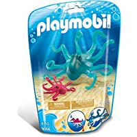PLAYMOBIL® Octopus with Baby Building Set