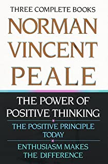 the power of positive thinking dr norman vincent peale  norman vincent peale three complete books the power of positive thinking the positive