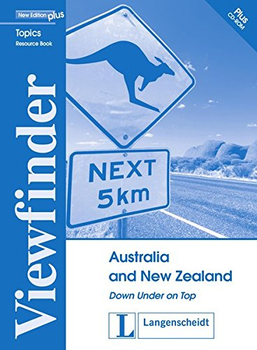 Australia And New Zealand  Down Under On Top. Resource Pack  Viewfinder Topics   New Edition Plus