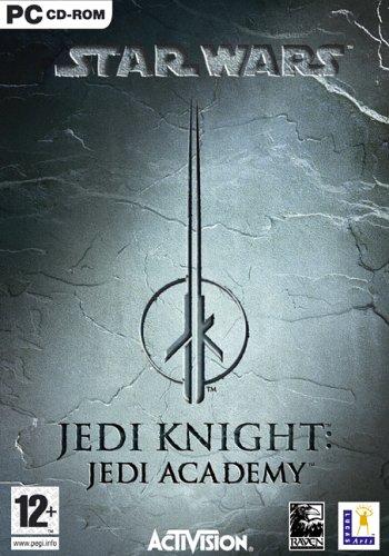 Star Wars Jedi Knight: Jedi Academy (UK) (Knights Of The Old Republic Windows 7)