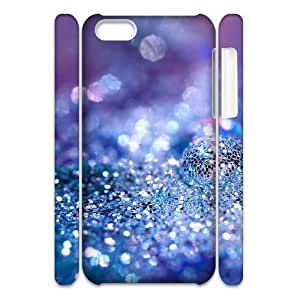 Silver Bling Customized 3D Cover Case for Iphone 5C,custom phone case ygtg593448 by lolosakes