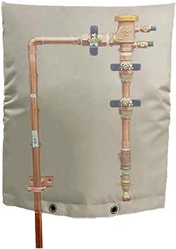 Melo-bell Pro Outdoor Backflow Overflow Insulation Cover Winter Insulation Pipe Insulation Bag Multi-Purpose Waterproof Bag Sprinkler Boxes Instruments Or Controllers